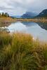 Vermilion Reflections (Tim Gupta) Tags: vermilionlakes banff banffnationalpark lake reflection mountains canada