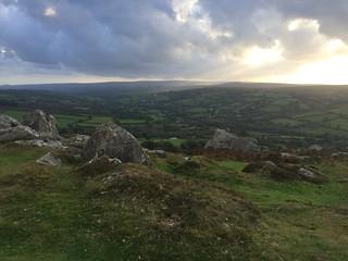 Dartmoor in the Fall