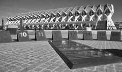 Astronomy Garden of C.A.C (gerard eder) Tags: world travel reise viajes europa europe españa spain spanien valencia city ciudades cityscape cityview calatrava ciudaddelasartesyciencias cityofartsandsciences städte stadtlandschaft stadtderkünsteundwissenschaften museum museo outdoor nikon