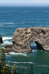 Hwy 101 CA-OR July 2018-35 (ntisocl) Tags: 2017 archrockviewpoint canon1dmarkiii canonef2470mmf28lusm hwy101 oregon oregoncoasthwy oregoncoast pacificnorthwest pacificocean coastline roadtrip rockybeach waves