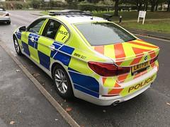 BMW 530 3.0D 4matic AWD G30 (Oscartango25) Tags: demonstrator demo bmw police 999 101 g30 awd 4matic 530 diesel hampshire