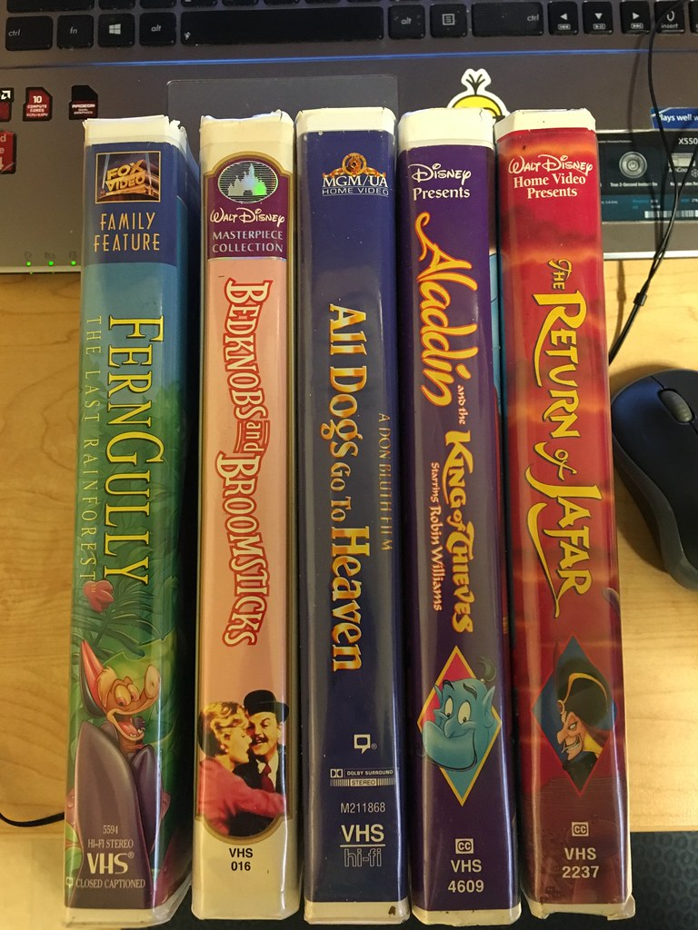 the world s newest photos of disney and vhs flickr hive mind
