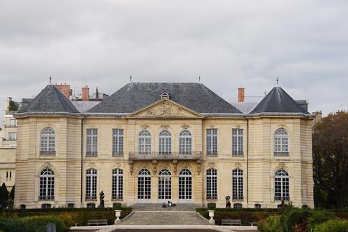 Hôtel Biron Back