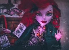 Opra Halloween (ola_ola531) Tags: halloween monsterhigh witch magic