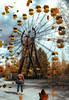 ABANDONED FUN FAIR | PRIPYAT | CHERNOBYL EXCLUSION ZONE | UKRAINE (Matthias Dengler || www.snapshopped.com) Tags: pripyat ukraine chernobyl autumn dark documentary urbex urban exploration matthias dengler snapshopped photography photographer photograph fotograf sarcophagus exclusion zone kiev gas masks scooter play ground fun fair abandoned travel explore create surreal scary spooky big wheel ghost city atomic nuclear power plant sky reactor 2