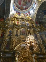 Dormition Iconostasis (ronindunedin) Tags: photostream ukraine kiev former soviet union dormition iconostasis
