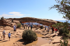 IMG_0132 (tecumseh1967) Tags: 2017 canyonsland mesaarch nationalpark rotel usa wanderreise