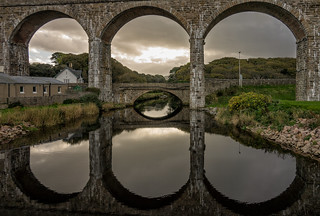 'Water under the bridge ... '