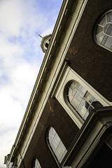A New Angle (bennovic.photo) Tags: light blue sky new history house netherlands europe den haag denhaag cloud