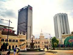 Independence Square - Jalan Raja - http://4sq.com/98ukFX  #travel #holiday #building #Asia #Malaysia #KualaLumpur #旅行 #度假 #高楼大厦 #亚洲 #马来西亚 #吉隆坡 #city #城市 #travelMalaysia #holidayMalaysia #马来西亚度假 #马来西亚旅行