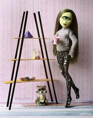Iris Clops (eneida_prince) Tags: monsterhigh doll dolls osalina mattel photo photos mh 2017 monsterhigh2017 photoshoot irisclops cyclop ilovefashion iheartfashion
