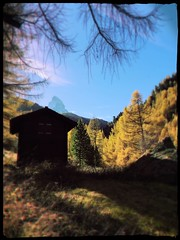 Zermatt in autumn (mmmm's) Tags: switzerland zermatt valais mountain