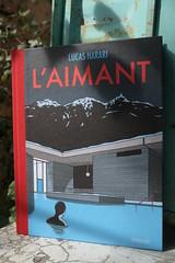 L'Aimant (pilllpat (agence eureka)) Tags: bd sarbacane lucasharari laimant