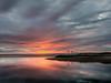 Mudeford Sunrise (Ken Came) Tags: mudeford dorset kencame nikon d7000 sunrise dawn daybreak clouds reflections october