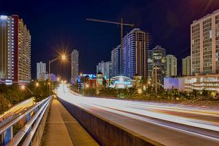 City of Sunny Isles Beach, Miami-Dade County, Florida, USA