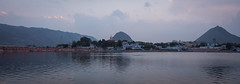 Rajasthan - Pushkar - City view-5