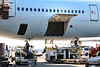 Air Canada Boeing 777 underbelly (Canadian Pacific) Tags: yyz airside tour lester b pearson international airport toronto ontario canada canadian behindthescene gtaa planespotting planespotter 2017aimg2191 luggage baggage loading unloading load unload