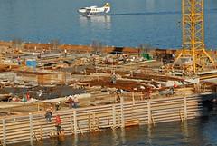 (slidefarmer2015) Tags: cn coalharbour construction conventioncentre vancouver vancouverbc vrclh vrwf waterfront