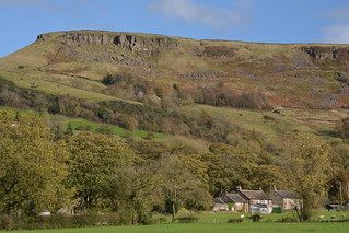 Castle Naze, Combs, National Peak District Park, Derbyshire, England.