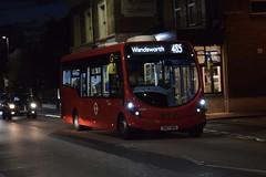 Go-Ahead London subsidiary London General Wright StreetLite WF (WS84 - SK17 HKD) 485 (London Bus Breh) Tags: goahead goaheadgroup goaheadlondon londongeneral thewrightgroup wrightgroup wrightbus wright wrightstreetlite wrightstreetlitewf streetlite ws84 sk17hkd 17reg london buses londonbuses bus londonbusesroute485 route485 putney lowerrichmondroad tfl transportforlondon