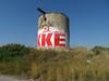 Political WIndmill (Toni Kaarttinen) Tags: greece griechenland grecia grèce grécia ελλάδα elláda ἑλλάσ hellás rhodes rodos rhodos rodi rodes rodas ρόδοσ ródos dodecanese island greek rhodescity city holiday vacation summer summerholiday roadtrip rental rentalcar windmill political socialist kke
