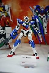 DSC01838 (pang yu liu) Tags: 2017 oct 10 十月 百貨公司 統一 時代 鋼彈 gundam 台北 taipei 東區 展覽 model 模型 toy 玩具 exia