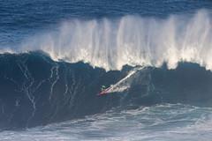 Greg Long (Ricosurf) Tags: 2017 2017bigwavetour bwt hawaii jaws maui peahichallenge peahi surf surfing theworldsurfleague wsl worldsurfleague action semifinal heat1 greglong haikumaui usa