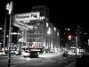 I love Berlin:) (gezipt1) Tags: olympus omd em10markii photography mft m43 mzuiko street traffic potsdamerplatz berlin trafficlight night bw blackwhite