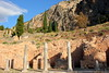 Delphi (ika_pol) Tags: unesco unescogreece worldheritage greece delphi antiquity ancient ancientgreece ancientruins geotagged parnassusmountains mountains