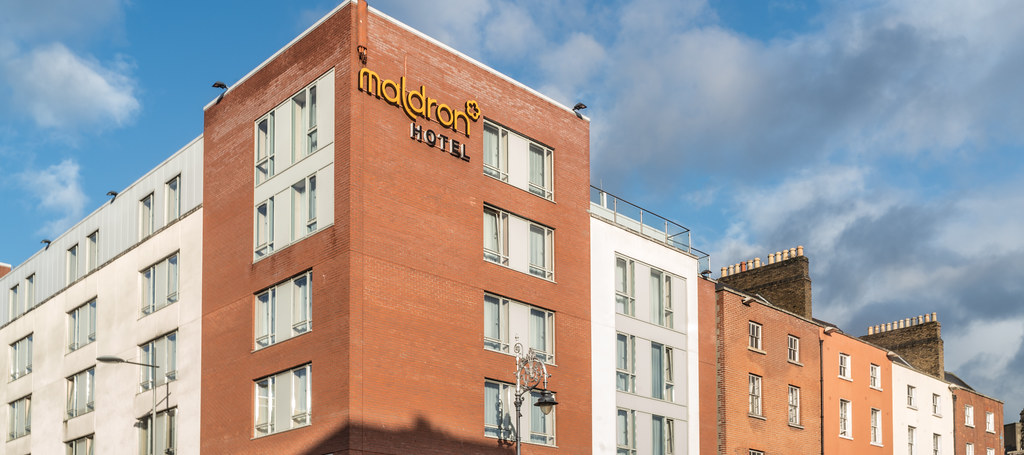 THE MALDRON HOTEL [PARNELL SQUARE]-133555