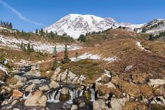Mount Rainier National Park (Tony Varela Photography) Tags: landscape mountrainier mountain mountainlandscape mtrainier photographertonyvarela canon