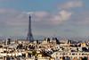 Blick auf den Eiffelturm (michael.berlin) Tags: paris eiffelturm