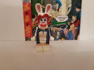 Marvel: White Rabbit.