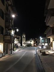 Chiesetta dal Caravatch Livigno (quanuaua) Tags: ifttt 500px nightscape valtellina livigno caravatch via ostaria plaza mottini