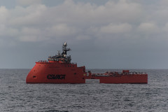 Esvagt Aurora (SPMac) Tags: arctic circle barents sea norway eni norge goliat fpso 71227 floating production storage oil gas light diving craft esvagt aurora errv emergency rescue response recovery vessel standby lng