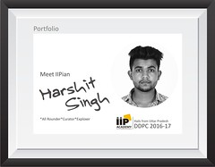 IIPian  Harshit Singh (iipimages) Tags: portfolio profile professionals iipacademy iip photographer freelancer artist uttarpradesh allrounder curator exploxer tuesday tuesdaymotivation studygram delhigram indianpictures soi noida indiaclicks