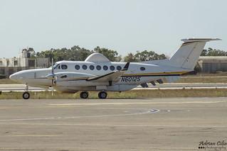 Private --- Beechcraft B300 King Air 350 --- N60125