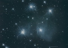 Pleiades M45 (Themagster3) Tags: pleiades nebulosity astronomy deepsky astrophotography nightsky night
