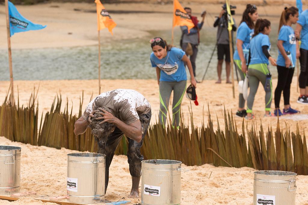 Clear Madventures season 3 - Pakistan edition at Nai Harn beach, Phuket