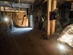 Ground Floor III (dunard54) Tags: stoneyholm mill kilbirnie wj knox ayrshire manufacturing open doors