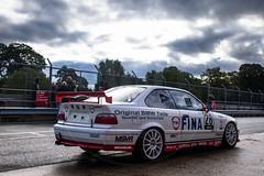 Richard Bromley - BMW M3 Evo E36 (MPH94) Tags: oulton park classic sports car club auto cars motor sport motorsport race racing motorracing canon 7d meeting october cscc richard bromley bmw m3 evo e36 rsv graphics new millennium with modern classics