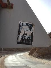 Mr. Fahrenheit, Muscat, Oman (steckandose.gallery) Tags: urbanart stickerstickerporn installation hyper stencilgraffiti pasteup streetartlondon streetarturbanartart super muscatomansultanateofomanmiddleeast mrfahrenheit streetart hyperhyper steckandosegallery mfhmrfahrenheitmrfahrenheitursopornobabysoloshow muscatomanmissleiteeast 2017 sticker art cigarcoffeeyesursopornobaby mfh graffiti stencil ursopornobabyursopornopornobaby funk steckandose
