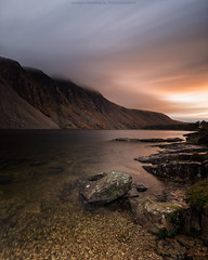 last light at wastwater (akh1981) Tags: wastwater nikon nisi landscape manfrotto mountains lakedistrict lake longexposure outdoors rocks travel wideangle water m