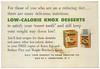 Delicious Chiffon-Light Dessert PH0348 c1940 2017-07-25 G (Eudaemonius) Tags: ph0348 delicious chiffon light dessert eudaemonius bluemarblebounty recipe recipes cookbook cooking cook book 20170725 knox gelatine johnstown ny c1940