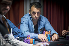 D8A_6717 (partypoker) Tags: partypoker live grand prix austria vienna montesino main event day 2