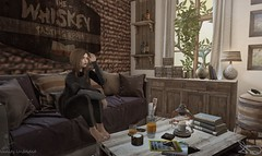 Whisky and Memories (Hopathia Shinobu) Tags: hextraordinary 22769 8f8 amara beauty apple fall chapter four cheeky pea collabor88 decocrate fame femme fameshed fashionably dead foxcity industrie isuka kunst limerence man cave myrrine project se7en thor unkindness zerkalo