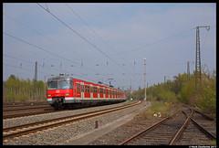 DB 420 902, Bochum 8-4-2017 (Henk Zwoferink) Tags: bochum nordrheinwestfalen duitsland de 420 sbahn rhein ruhr henk zwoferink