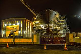 Ferguson Marine Construction