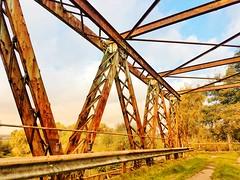 Rusty like Sunday morning (katy1279) Tags: sliderssunday hssrustybridgerustycoloursbrightcolourful autumn