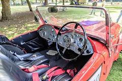 Allard J1 cockpit (John Tif) Tags: 2017 allardj1 crystalpalace car motorspot
